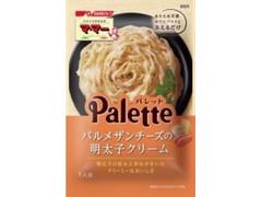 マ・マー Palette パルメザンチーズの明太子クリーム