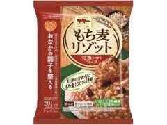 日清 カラダにおいしいこと もち麦リゾット 完熟トマトソース 袋200g