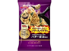 マ・マー THE PASTA ソテースパゲティ 宮崎県産ほうれん草のバター醤油風味