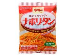マ・マー ゆでスパゲッティ ナポリタン 袋200g
