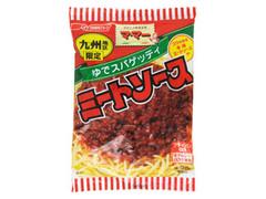 マ・マー ゆでスパゲティ ミートソース 袋225g