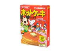 日清 ディズニー ホットケーキミックス 箱230g