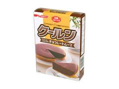 日清 クールン チョコレートムース 箱128g