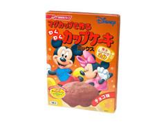 日清 ディズニー カップケーキミックス チョコ味 箱63g