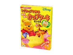 日清 ディズニー カップケーキミックス カスタード 箱63g