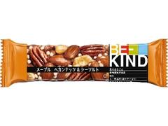 KIND BE‐KIND メープル ペカンナッツ&シーソルト 袋1本
