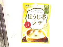 扇雀 ほうじ茶ラテ