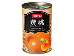 ホテイ 黄桃 缶425g