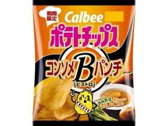 カルビー ポテトチップス コンソメBパンチ 袋70g