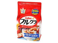カルビー フルーツグラノーラ 袋500g