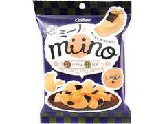 カルビー miino ポテト&昆布 しお昆布味