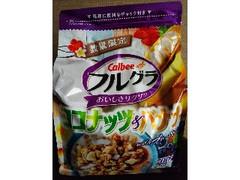 カルビー フルグラ ココナッツ&バナナ withブルーベリー 袋700g
