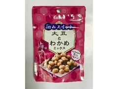 カルビー 和みスイッチ 大豆とわかめミックス 梅味 20g
