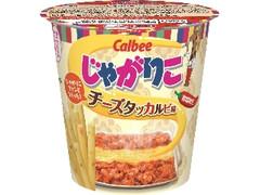 カルビー じゃがりこ チーズタッカルビ味 カップ52g