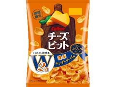 カルビー チーズビット 濃厚チェダーチーズ味 スペシャル 袋55g