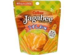 カルビー Jagabee うすしお味