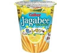 カルビー Jagabee 塩とレモン味 カップ38g