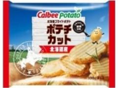 カルビー 北海道フライドポテト ポテチカット 袋300g