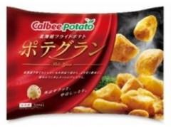 カルビー 北海道フライドポテト ポテグラン 袋300g
