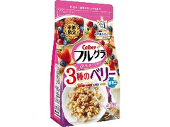 カルビー フルグラ 3種のベリー 練乳味 袋450g
