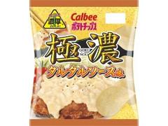 カルビー ポテトチップス 極濃タルタルソース味 袋60g