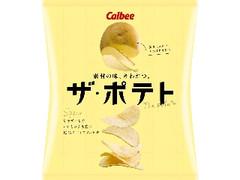 カルビー ザ・ポテト じゃがいものおいしさ引き立つ絶品スパイスソルト味 袋56g
