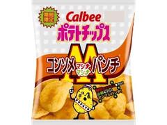 カルビー ポテトチップス コンソメMパンチ 袋65g