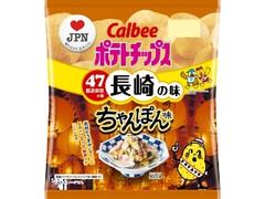 カルビー ポテトチップス ちゃんぽん味 袋55g