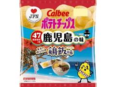 カルビー ポテトチップス 鶏飯味 袋55g