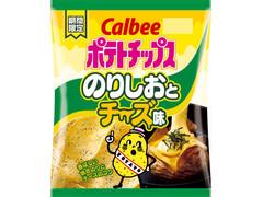 カルビー ポテトチップス のりしおとチーズ味