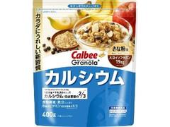 カルビー Granola+ カルシウム