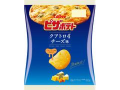 カルビー ピザポテト クアトロチーズ味