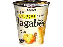 カルビー ホクホクのフレンチフライのようなJagabee ブラックペッパー味