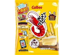 カルビー かっぱえびせん 北海道チーズ味