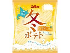 カルビー 冬ポテト 粉雪チーズ味