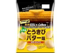カルビー ポテトチップス とうきびバター味