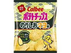 カルビー ポテトチップス のりしおマヨ