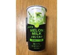 Dairy MELON MILK カップ220ml