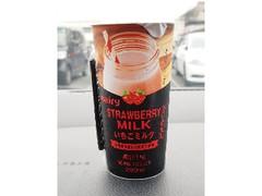 Dairy いちごミルク 福岡産あまおう苺果汁使用 カップ220ml