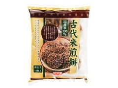 天乃屋 国産米100%古代米煎餅 袋14枚