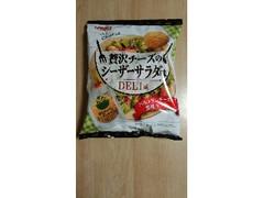 天乃屋 贅沢チーズのシーザーサラダ味 袋90g