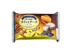 三幸製菓 カリッとチーズ チーズ味 袋80g