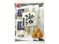 三幸製菓 熟成おかき 塩味 袋6包