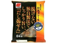 三幸製菓 だし揚せん 和風カレー味 袋84g