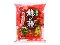 三幸製菓 三幸の柿の種 梅ざらめ 袋131g