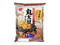 三幸製菓 丸大豆せんべい 甘口醤油味 袋11枚