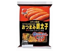 三幸製菓 おつまみ明太子 袋100g
