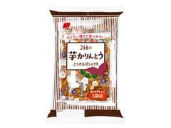 三幸製菓 2種の芋かりんとう 袋90g