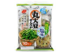 三幸製菓 丸大豆せんべい 枝豆香る塩味
