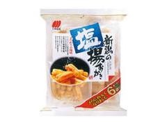 三幸製菓 新潟の塩揚おかき 袋101g